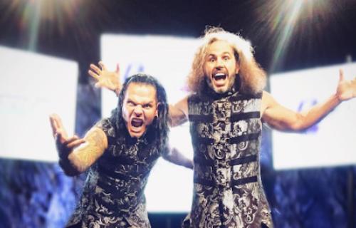 WWE to work with Impact Wrestling for Hardy Boyz DVD