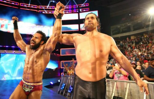 More on The Great Khali's future with WWE