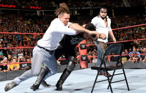 WWE hypes next week's RAW (video), Bayley gummy bears, Kurt Angle DVD trailer