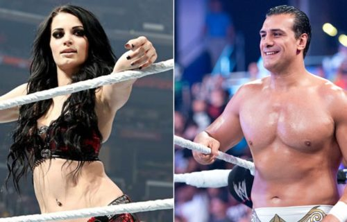 Alberto El Patron detained at Orlando airport for Domestic Violence Battery, Paige comments on Twitter