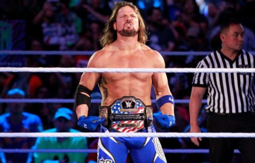AJ Styles on why he left TNA
