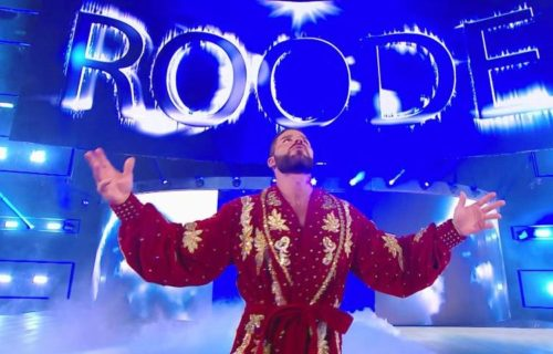 Bobby Roode undergoes surprising name change