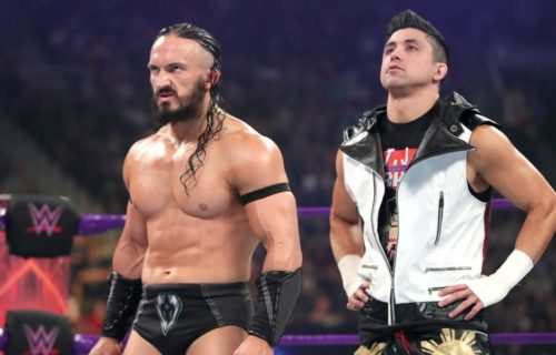 Former Champion returns to action during 205 Live