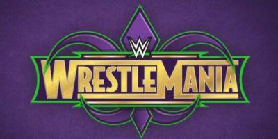 WrestleMania 34 logo