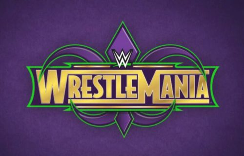 WWE to make changes to announced Championship match at WrestleMania?
