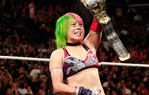 Plans for NXT Women's Championship after Asuka's injury