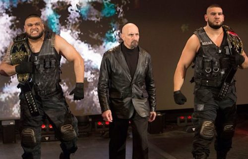 Reason why WWE called up Authors Of Pain and Sanity
