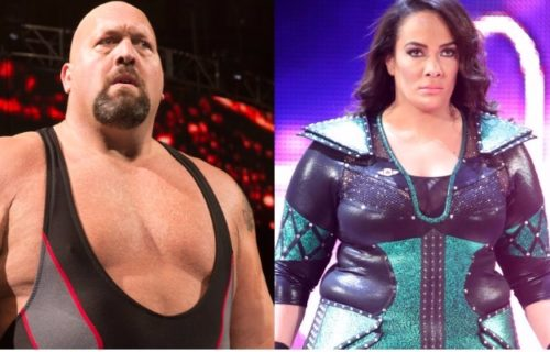 "Big Show says he has been helping Nia Jax ""on the side a little bit"""