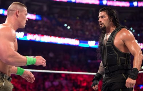 Booker T feels Roman Reigns should face John Cena at WrestleMania 36