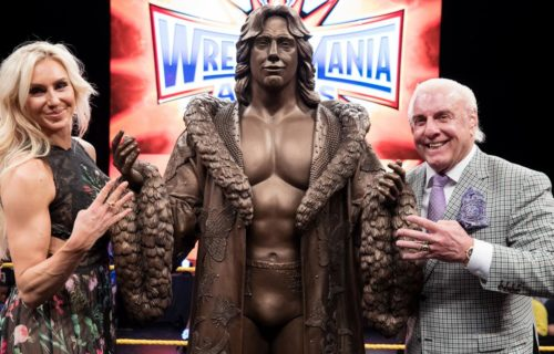"""Charlotte Flair provides update on Ric Flair, says """"my dad is getting better"""""""