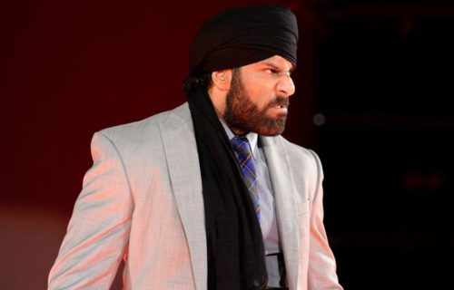 Jinder Mahal cleared for return