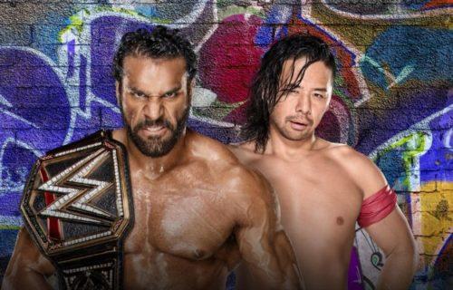 WWE SummerSlam results: Jinder Mahal vs Shinsuke Nakamura for the WWE Championship