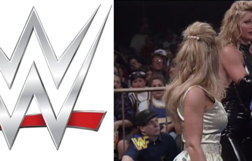 Why WWE's first lesbian love affair story was cancelled 21-years-ago