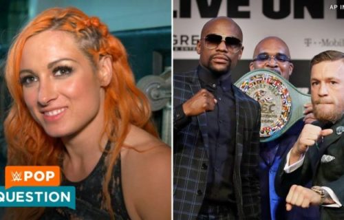 WWE Superstars predict Mayweather vs McGregor, Bobby Roode's NXT Farewell Tour (videos)