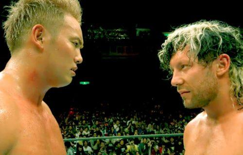 Edge says Okada vs Omega got him back into watching wrestling