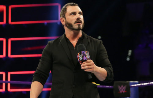 Austin Aries disputes reports that he asked for his WWE release