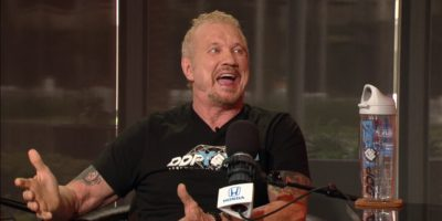 Diamond Dallas Page comments on rumors of having heat with Undertaker