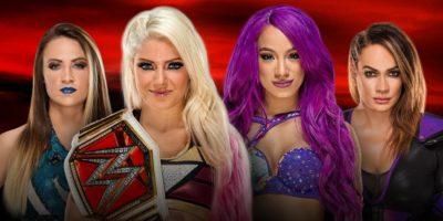 Raw Womens Championship match at No Mercy