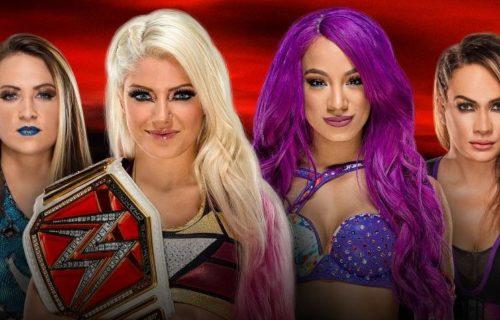 Backstage news on Raw Women's Championship match at No Mercy