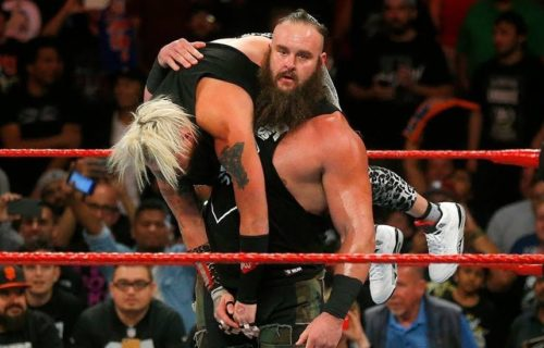 Braun Strowman reveals one thing he was afraid of