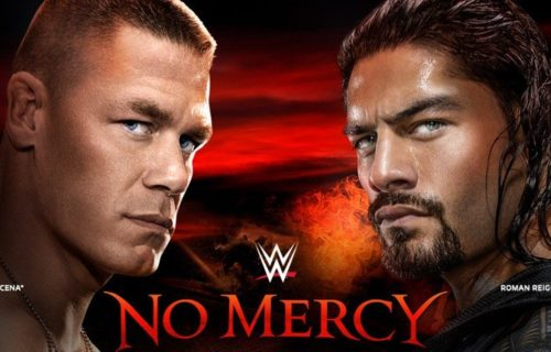 New match announced for No Mercy, Full match card