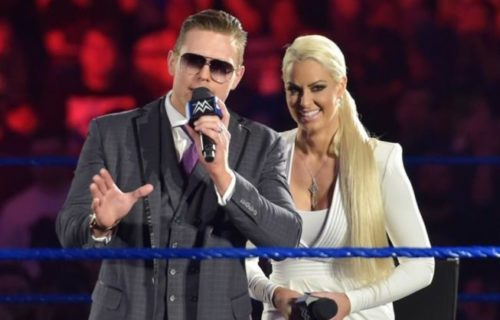 The Miz on his exclusion off the TLC card