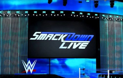 Match and segment announced for Smackdown Live