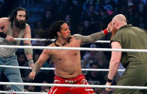 WWE repackaging former champions?