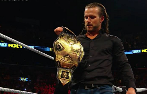Adam Cole reveals Shawn Michaels' involvement in recent Takeover match