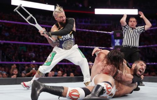 Enzo Amore wants Neville back with the WWE