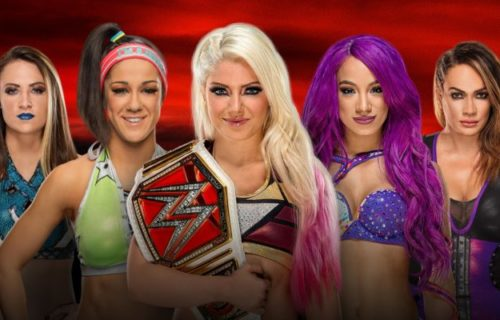Bayley added to RAW Women's Championship match at WWE No Mercy