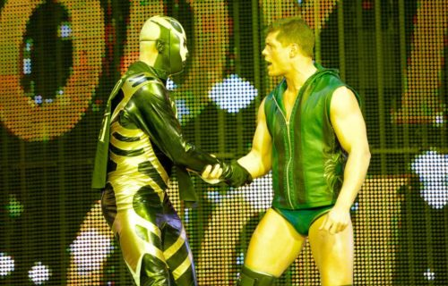 Michael Hayes invites Cody Rhodes to WWE Starrcade to team with Goldust