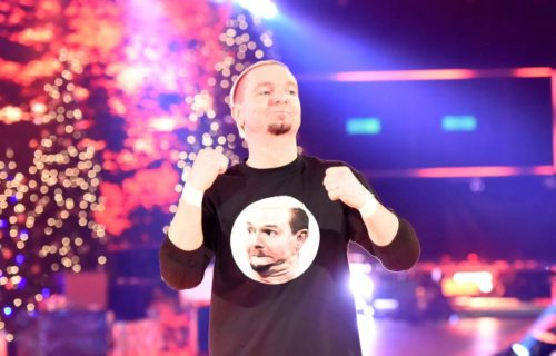 James Ellsworth reflects on his improbable year in WWE