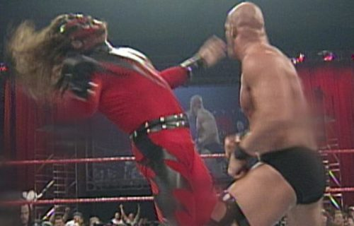 """Kane talks working with Steve Austin: """"in the end, he was just a guy"""""""