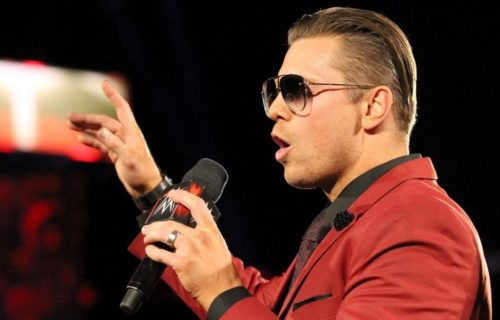The Miz reveals the reason why he missed WrestleMania 36