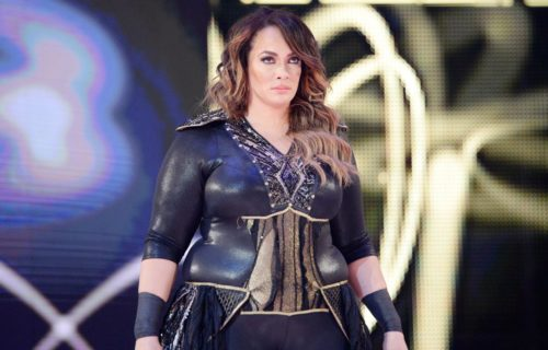 "Nia Jax reacts to stipulation on her Extreme Rules match, Deonna Purrazzo not ""All In"" anymore"
