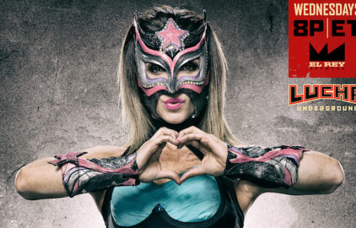 Sexy Star says she started WWE Women's Revolution