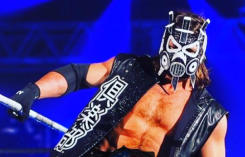 AJ Styles on wearing NJPW mask, AJ Lee compliments Bayley, Daniel Bryan & Brie Bella on Connor's Cure
