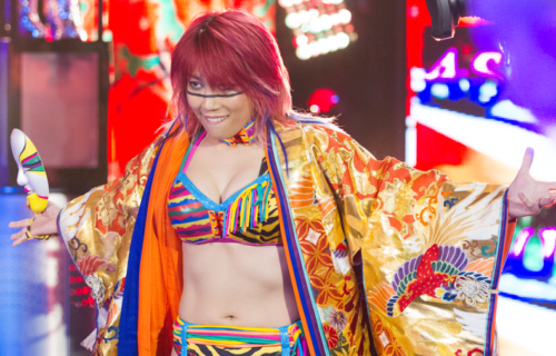 Asuka Reveals WWE 'False Advertising' Elimination Chamber