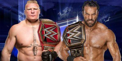 Brock Lesnar vs Jinder Mahal Survivor Series
