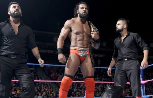 Possible spoiler on Jinder Mahal's WWE title reign