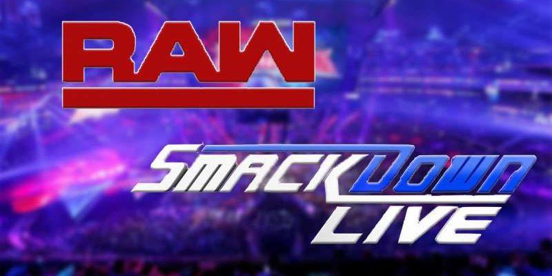 Raw SmackDown Logo