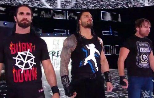 Seth Rollins reflects on last year's Shield reunion