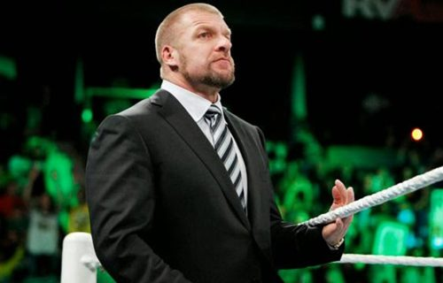 Triple H on Rich Swann's future with WWE