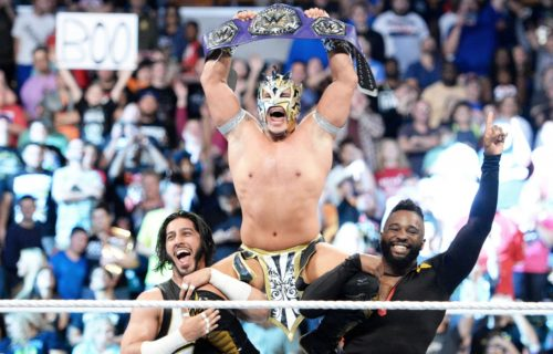 Backstage news on the plans for the Cruiserweight Championship