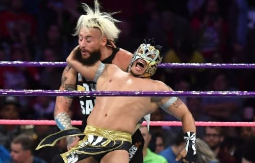 """Kalisto shoots on Enzo Amore: """"I believe he brought to 205 Live was his catchphrases"""""""