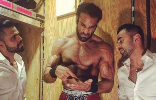Jinder Mahal responds to Triple H's challenge