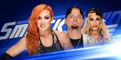 Becky Lynch vs james Ellsworth announced for SmackDown Live