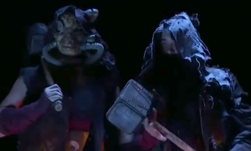 WWE already dropping the Bludgeon Brothers gimmick?