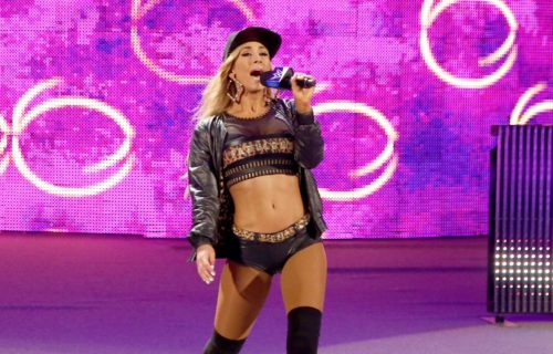 Carmella says Lana is drama, talks about winning MITB and her boyfriend Big Cass tearing his ACL